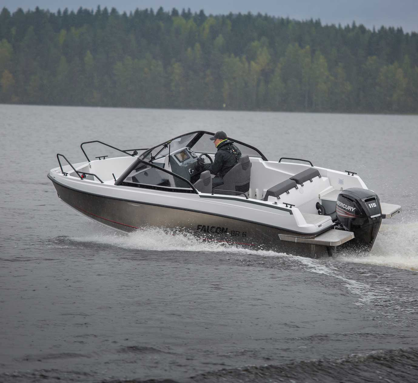 Bella Boats Falcon